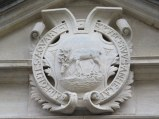 Oxford building detail.